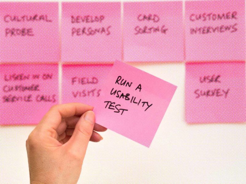 Increase the satisfaction of your website visitors with usability