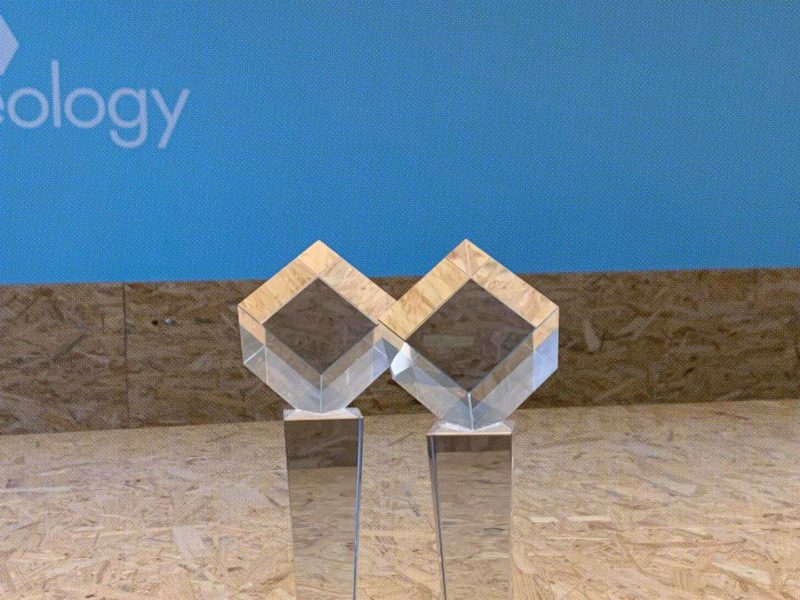 eology is pleased about four awards