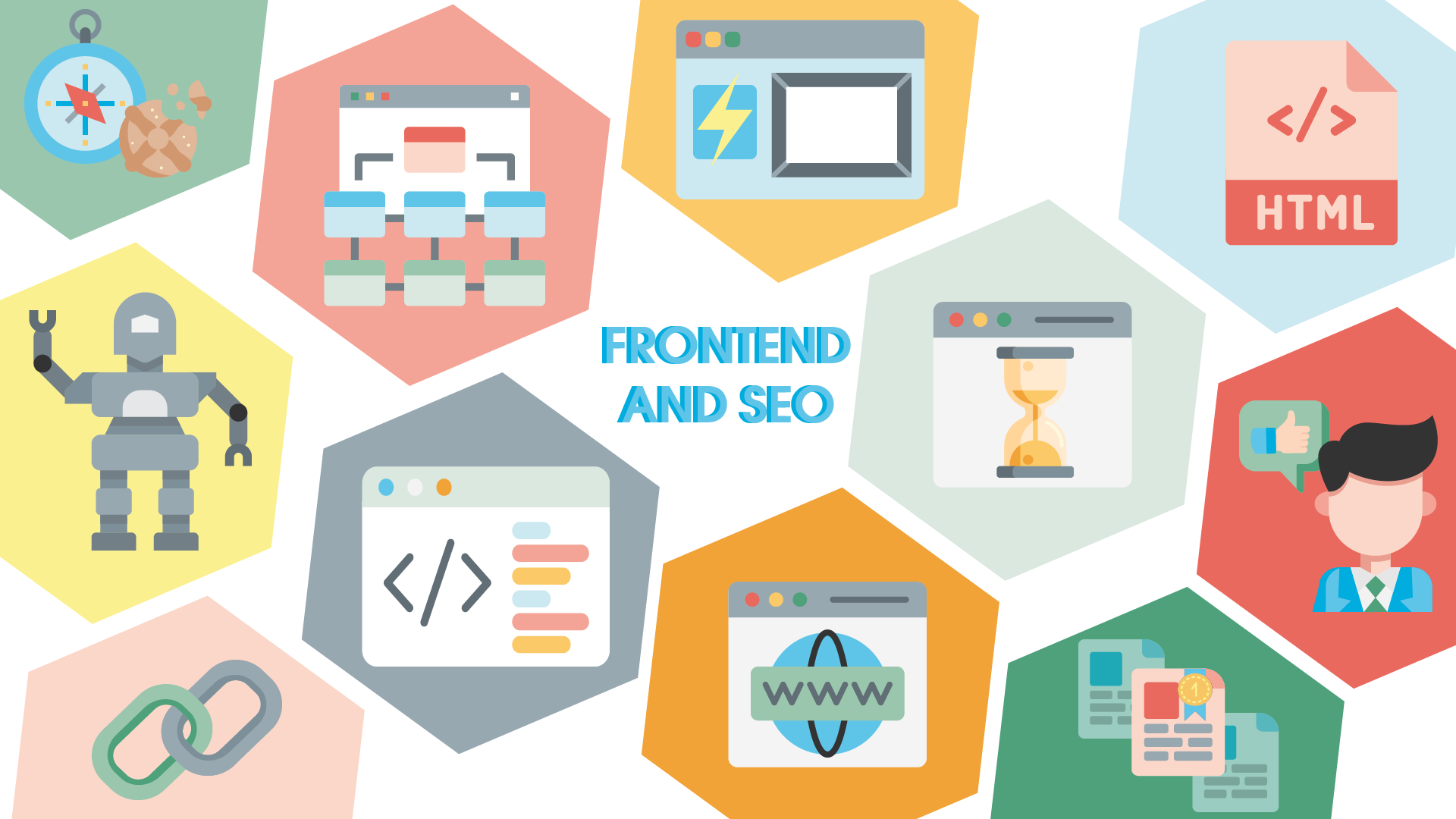 Frontend and SEO - the factors at a glance